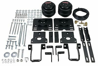 Air Bag Suspension Helper Spring Kit Bolts On 05-10 Ford F250 F350 4x4 Over Load Ford F-250 Helper Spring