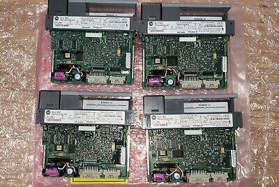 Allen Bradley 1747-l551 C Slc 500 Slc 505 Cpu Processor Unit Fw 10 Wrnty Fst