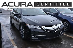 2017 Acura TLX AWD Elite   Certified Pre-Owned   $1500 Incentive