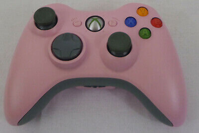XBOX 360 Wireless Controller Pink Tested