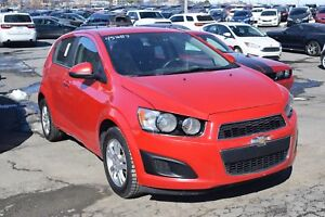 2013 Chevrolet Sonic LT A/C MAGS
