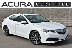 2015 Acura TLX AWD Elite | Certified Pre-Owned