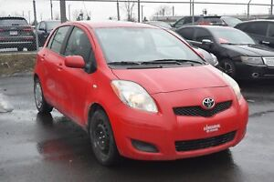 2010 Toyota Yaris LE HATCH A/C
