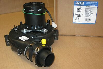 Fasco A225 Furnace Inducer Motor For York 7021-11577s 024-34558-000 024-32057