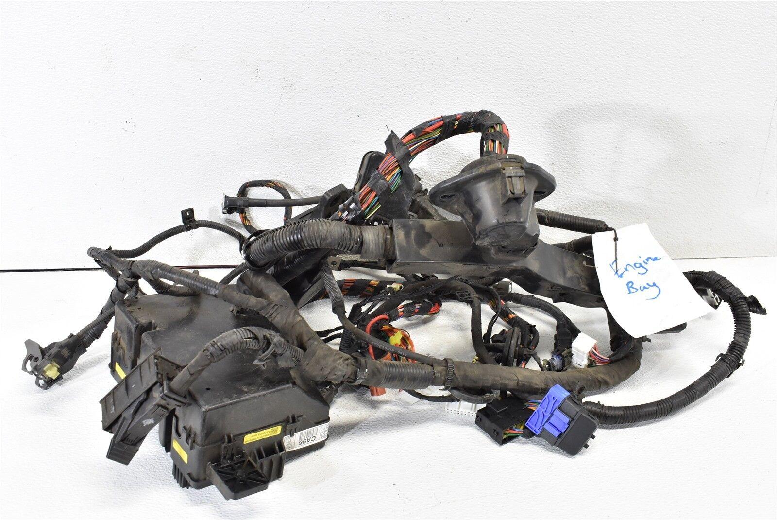 wiring harness hyundai genesis 2011 hyundai genesis coupe 3 8 engine bay wiring harness oem 91205  2011 hyundai genesis coupe 3 8 engine