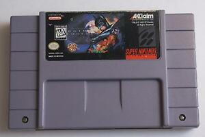 48 Super Nintendo (SNES) Games - Great Titles - Great Prices!