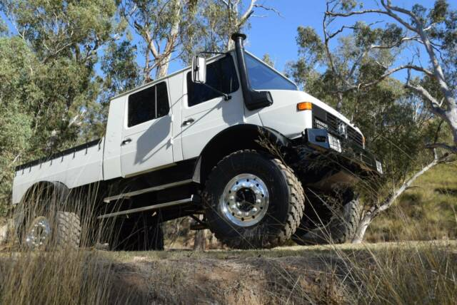 Unimog Wheels Trucks Gumtree Australia Joondalup Area