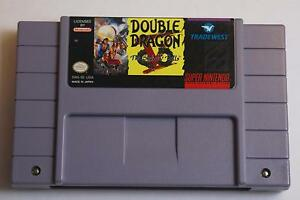 Double Dragon V The Shadow Falls SNES (Super Nintendo) Game