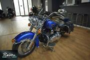 Harley-Davidson FLSTC Softail Heritage Classic 103 CUI Koffer
