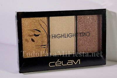 Highlight Trio Celavi Highlight Iluminador Trio