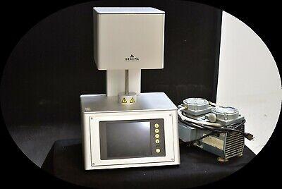 Dekema 424 Dental Furnace Restoration Heating Lab Oven Machine - For Parts