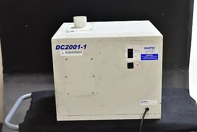 Quattro Ivac Dental Lab Dust Collector Collection Unit Machine 115v - Used