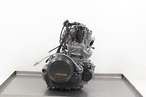 2014 KTM 690 Duke ABS LC4 COMPLETE RUNNING Engine Motor 3K 7603000013324