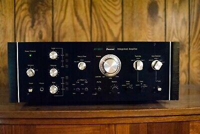 Sansui AU 9900 Integrated Amplifier