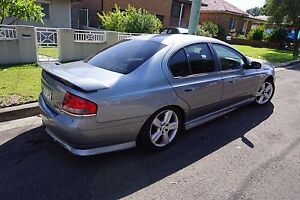 "XR6 Turbo - BA Falcon - Automatic Wrecking - 17"" Wheels Greenacre Bankstown Area Preview"
