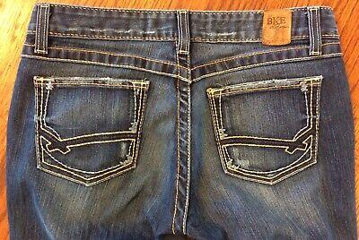 BKE Women's KATE denim Jeans Bootcut 29 x 33-1/2 Kate Bootcut Jeans