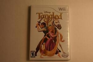 Tangled - Disney Wii Game - Great Family Fun For All!