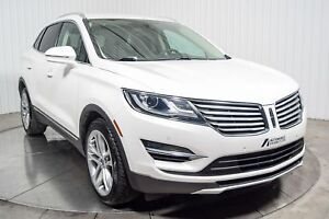 2015 Lincoln MKC RESERVE AWD 2.3T CUIR TOIT PANO NAV
