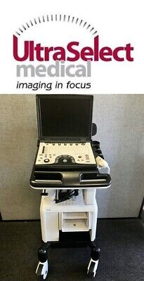 Ge Logiq E Next Gen Ultrasound Including Convex Or Linear Probe