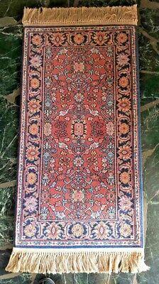 "Karastan~GREAT 2'2"" x 4' SERAPI #729  AREA RUG/CARPET~New -  a"