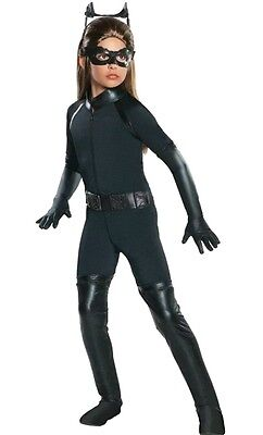 nwt size small (4-6) cat woman child costume  - Cat Woman Costumes