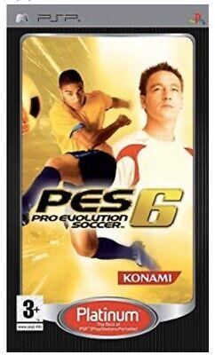 Pro Evolution Soccer 6 (Sony PSP, 2006) comprar usado  Enviando para Brazil