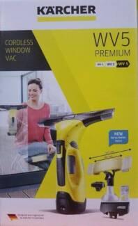 Karcher WV5 Premium Window Vac Cordless Cleaner Spray Wipe Vacuum
