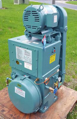 Stokes Microvac Pennwalt 212h-11 Vacuum Pump Edwards Atlas Copco Rebuilt