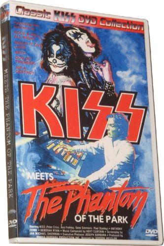 KISS MEETS THE PHANTOM OF THE PARK DVD (1978) - Fullscreen American Version