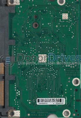 ST3500820AS, 9BX134-568, SD81, 100468972 H, Seagate SATA 3.5 PCB