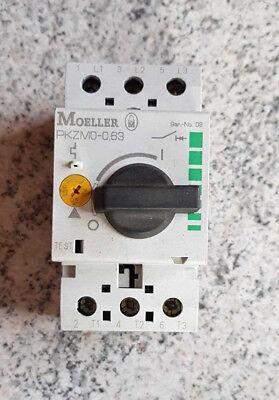 Motorschutzschalter Moeller PKZM0 - 0,63
