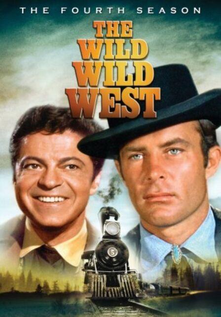 The Wild Wild West Season 4