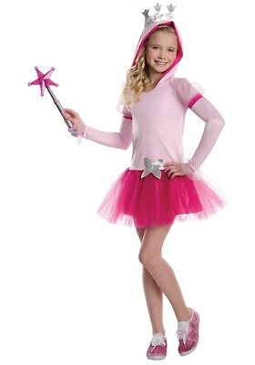 Rubies Wizard of Oz Glinda The Good Witch Hoodie Dress Costume, Child S (4-6)](Glinda The Good Witch Child Costume)