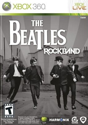 The Beatles: Rock Band (game Only) Xbox 360 Xbox 360