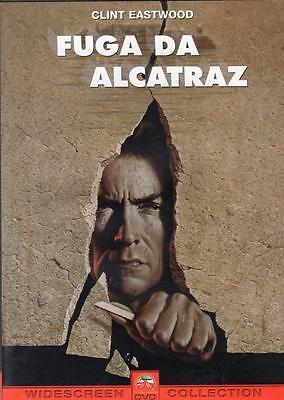 Dvd FUGA DA ALCATRAZ - (1979) ....NUOVO