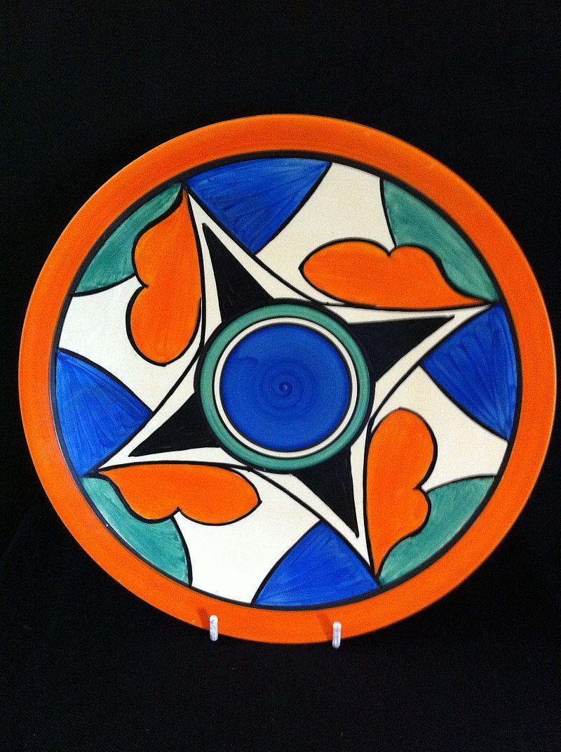 Clarice Art Deco Ceramics
