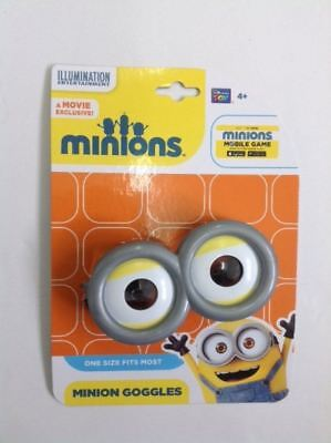 Just Character Minions Eye Goggles Despicable me Glasses Gift NEW Childrens  ()