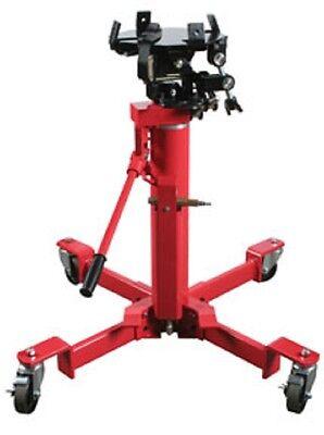1/2 Ton Telescoping Transmission Jack - Sunex Tools 7796 1000 lb. 1/2 Ton Air/Hydraulic Telescopic Transmission Jack