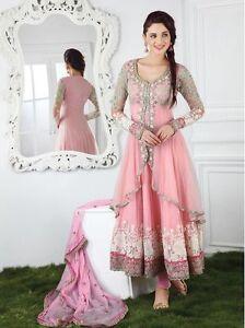 Designer Salwar kameez Anarkali Indian dress BOLLYWOOD Pakistani Ethnic suit
