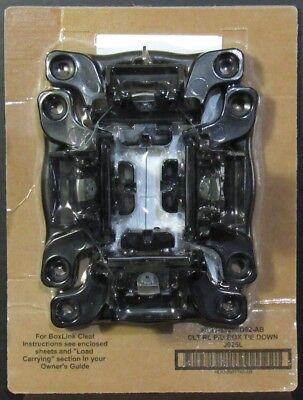 Ford F150 F250 F350 Truck Bed BoxLink Tie Down Cleats ( 4 ) with Keys OEM  for sale  Rock Hill