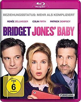 Bridget Jones' Baby Blu-ray - NEU OVP - Teil 3 - Renée Zellweger