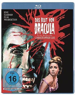 Das Blut von Dracula Blu-ray - NEU OVP - Christopher Lee online kaufen