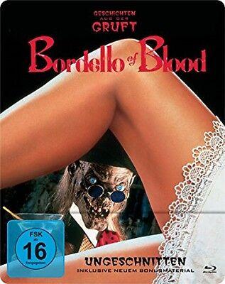 Bordello of Blood Steelbook Blu-ray Uncut - NEU OVP