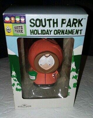 South Park NEW Kenny 3-Inch Kurt Adler Wrestler Ornament El Pollo Loco