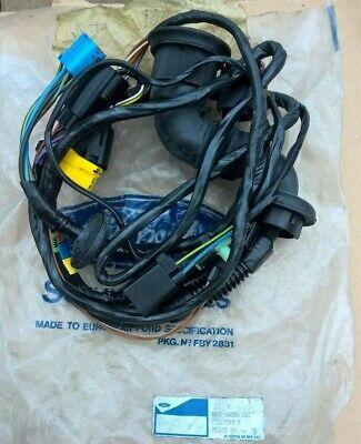1994-96 Ford Fiesta Mk3 LH Door wiring loom genuine part 94FB14A584ACC