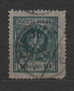 1369P- Fi 186 - ORZEŁ W WIEŃCU - Zabrze, Polska - 1369P- Fi 186 - ORZEŁ W WIEŃCU - Zabrze, Polska