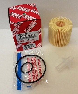 TOYOTA OEM FACTORY OIL FILTER 04152-YZZA1