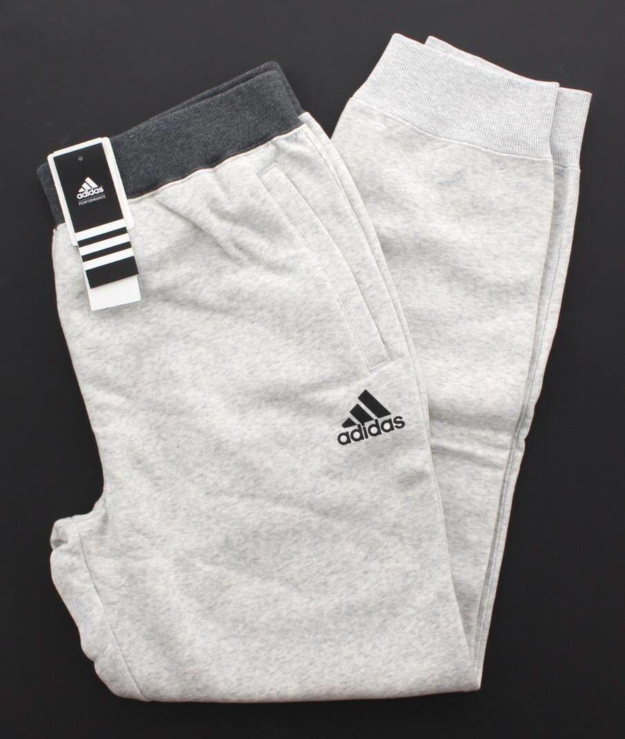 Adidas Performance Mens Everyday Attack Fleece Sweatpants Gr