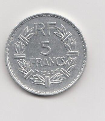 5 Francs 1949 (1626)