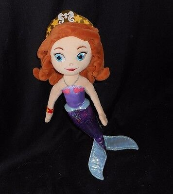 Sofia The First Mermaid Toy (14